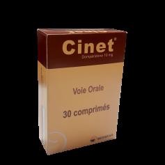 cinet 10 mg