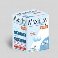 maxiclav 24 adulte
