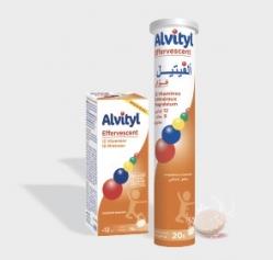 Alvityl EFFERVESCENT 2